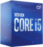 Intel i5 10400F BX8070110400F 10th Gen SKT-1200 CPU No VGA + Marvel Avengers PC Game (Redemption) $246.99 + Shipping @ SaveOnIT