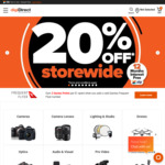 20% off Storewide (Some Exclusions) + 12 Months Interest Free @ digiDIRECT