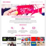 "Receive a ""Digital Showbag"" and $120 Worth of eVouchers (Email Registration Required) @ Digitalshowbags.com.au"