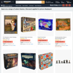 Board Games on Sale @ Amazon Au (e.g. Spirit Island $88 and more)