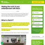 Free Fetch TV Mini for 3 Months @ Aussie Broadband
