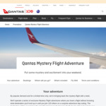 QANTAS Mystery Weekends: Ex BNE 27/3, SYD 18/4, MEL 1/5 - $737 in Economy, $1579 in Business, Earns Points & Status @ Qantas.com