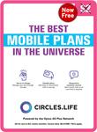 Free - Circles.life $2 SIM Card Delivered @ Free SIM Cards