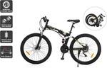"""Fortis 26"""" Foldable Mountain Bike $189.99 + Free Shipping Code @Kogan"""