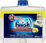 [Prime] 6 Pack Finish Dishwasher Cleaner Liquid, Lemon Sparkle, 250ml $16.20 S&S ($2.70 Each) Delivered @ Amazon AU