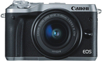 Canon EOS M6 with Kit Lens $499.97 Delivered @ COSTCO (Membership Required)