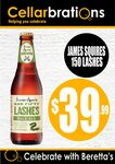 [VIC] James Squire One Fifty Lashes Pale Ale Bottles 345ml $39.99 Pickup Only @ Cellarbrations, Beretta's Langwarrin Hotel
