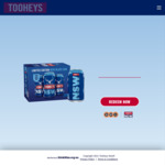 [NSW] $5 off a Case of Tooheys New @ BWS (Registration Required)