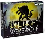[Prime] One Night Ultimate Werewolf $23.29, Pandemic $32.54 Delivered @ Amazon AU