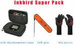 Inkbird IBBQ-4T Bundle $109.19 / Inkbird Heating Pad Kit $69.59 Delivered @ Inkbird eBay