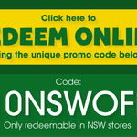 [NSW] $10 off Any Full Size Cake @ The Cheesecake Shop (Online Only)