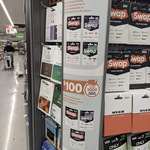 Bonus 500/1000 Everyday Rewards Points with selected $50/$100 SWAP Gift Cards @ Woolworths