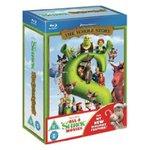 Shrek 1-4 Box Set [Blu-Ray] - £23.97 +Shipping (Approx AU $36)