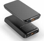 BlitzWolf BW-P10 Type-C USB PD & QC 3.0 10000mAh Wireless Power Bank US$13.99 (~A$19.03) AU Stock Delivered @ Banggood