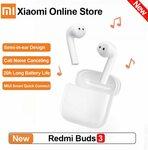 US$2 off- 2021 New Xiaomi Redmi Buds 3 TWS Wireless Earbuds US$35.74 (A$49.32) @ Xiao_mi Online Store via AliExpress