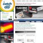 Kingston USB 3.0 Flash Drives 32GB for $29.95