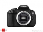 Canon EOS 650D Body Only Camera  $498.95 + $48.95 Shipping (Direct Shipping)