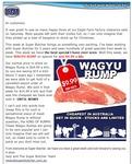 Super Butcher QLD Wagyu Rump $9.99/kilo