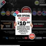 Domino's Discounts - Get Garlic Bread for Only $2 - Chefs Best/Traditional Pizzas $8