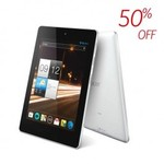 """Acer Store 50% off Iconia A1 8"""" Tab, $124.50 + $15 Shipping (Starts 12pm Tuesday)"""