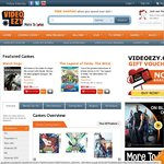 20% off All Games @ Video Ezy