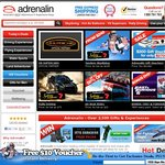 $10 off Adrenalin.com.au Orders