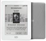 """Kobo Mini 5"""" eReader $49 @ JB Hi-Fi"""
