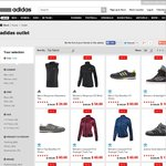 Adidas End of Season Sale 40% off - Delivery $8.50