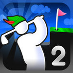 [iOS] Super Stickman Golf 2 FREE (Was $2.99) - Solid 5/5 Rating (11000+ Ratings) - Single/Multiplayer