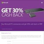 Microsoft Hardware 30% Cash-Back RRP 2014