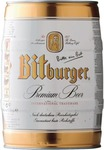 Bitburger Premium Beer Keg 5L $19.90 ($34.90 for 2) @ Dan Murphy (Vic)