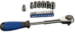 Kobalt Double Drive Ratchet Set 20 Piece $10 Save $21 @ Masters. Shipping Variable