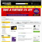 Get a $10 Dick Smith Giftcard for Only $5 @ DSE [Click Proceed to Check Out to show $5]