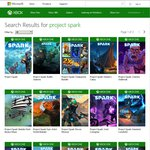 Project Spark Plus All Content for $0 - FREE - Xbox Live