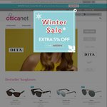 Extra 5% off on All Sunglasses @ Otticanet.com