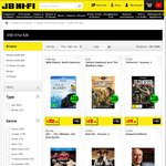JB Hi-Fi - 4 DVD's for $20 e.g. Doctor Who: The Doctors Revisited Volume 1
