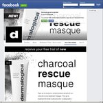 Free Charcoal Rescue Masque Sample from Dermalogica (First 6000 - FB Required)
