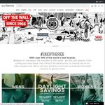Surfdome.com Patagonia Black Hole 90litre Duffel Bag $145 Delivered to Australia