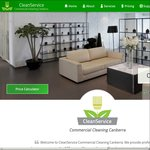 $500 off All Commercial Cleaning Services @ CleanService (Canberra)