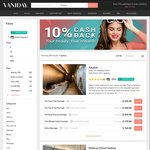 Vaniday $20 off ($40 Minimum Spend) - Beauty and Wellness Appointments Online Bookings