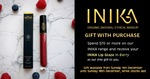 Free INIKA Lip Glaze in Berry with Purchase (Valued at $34) for Orders over $70 Spend on INIKA at Kiana Beauty