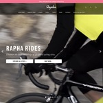 Rapha Store Wide 25% off Coupon