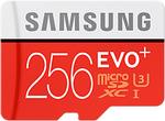 Samsung EVO Plus 256GB MicroSD Card 95 MB/s (SD Adapter) - $150 @ Telstra