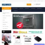 HPE Microserver Gen10 from $549 Shipped, QNAP TS-251 2 Bay NAS $285/ $315 (2GB/4GB) Shipped @ PC Lan