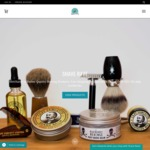 15% off Entire Store Fathers Day Sale + Free Shipping on Orders over $35 @ Shave Rave