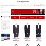 Up to 60% OFF SALE | Suits, Shirts, Sport Coats & Casual. STAFFORD ELLINSON