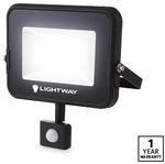 ALDI Outdoor LED Sensor Light 30W $39.99 Wed 14 Feb