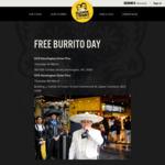 [VIC] Free Burrito 12PM-8PM, 1/3 @ Guzman y Gomez (Kennington / Bendigo)
