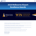 Win a $500 Flight Centre Gift Card Plus a Rolling Luggage Cabin Luggage Bag Worth $299 [VIC Residents]
