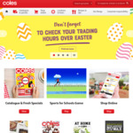 50% off Easter Chocolates @ Coles